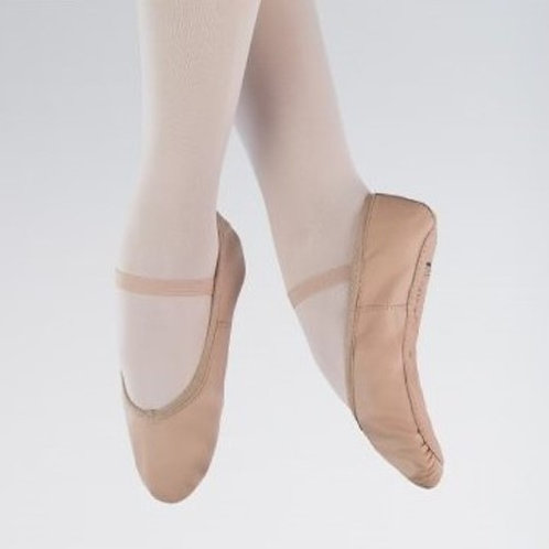 Junior Leather Ballet Shoes