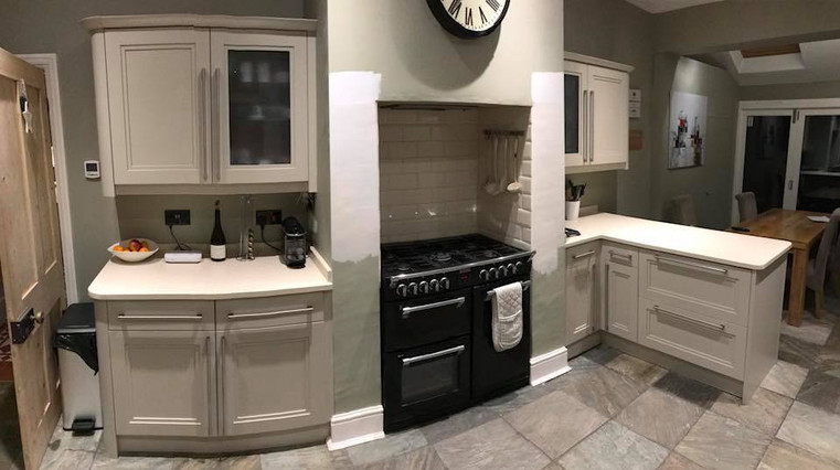 Kitchen - new lease of life