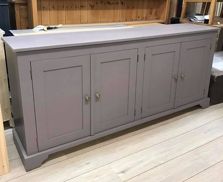 Solid Pine 3 Door Sideboard