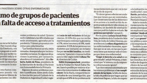 Clarín - edición impresa 18 ago. 2020