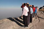 Ascenso al Champaqui