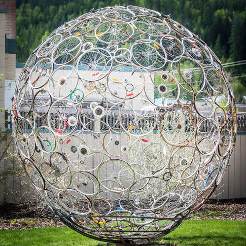 """""""Sphere of Influence"""" by Carl Schlichting (2014)"""