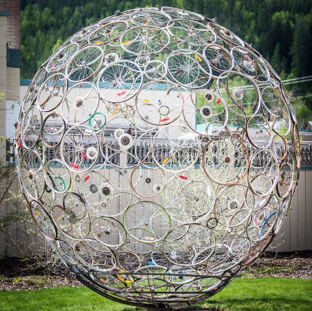 """Sphere of Influence"" by Carl Schlichting (2014)"