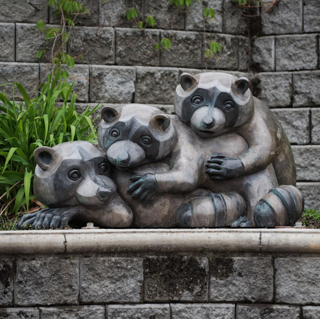 """Cuddle"" by Pokey Park (2019)"