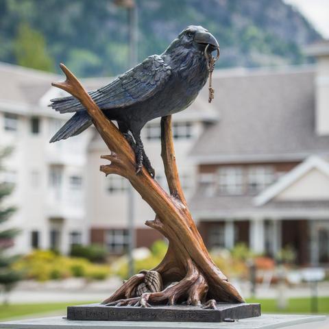 The Raven's Key