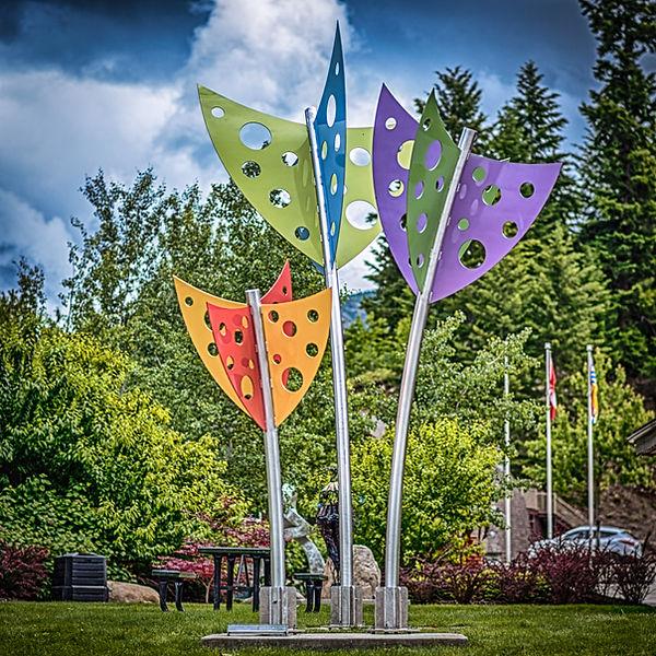 Kootenay Life Obelisk