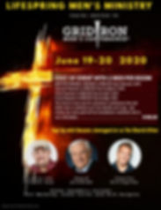 Copy of Church Conference Flyer - Made w