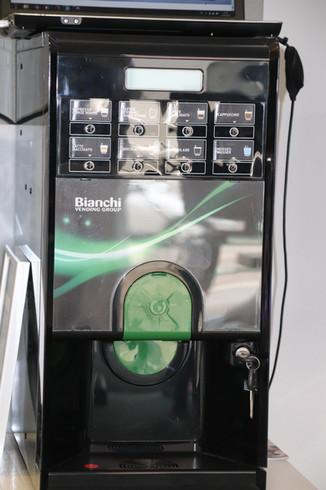 Kaffeeautomat für den gewerblichen Gebrauch