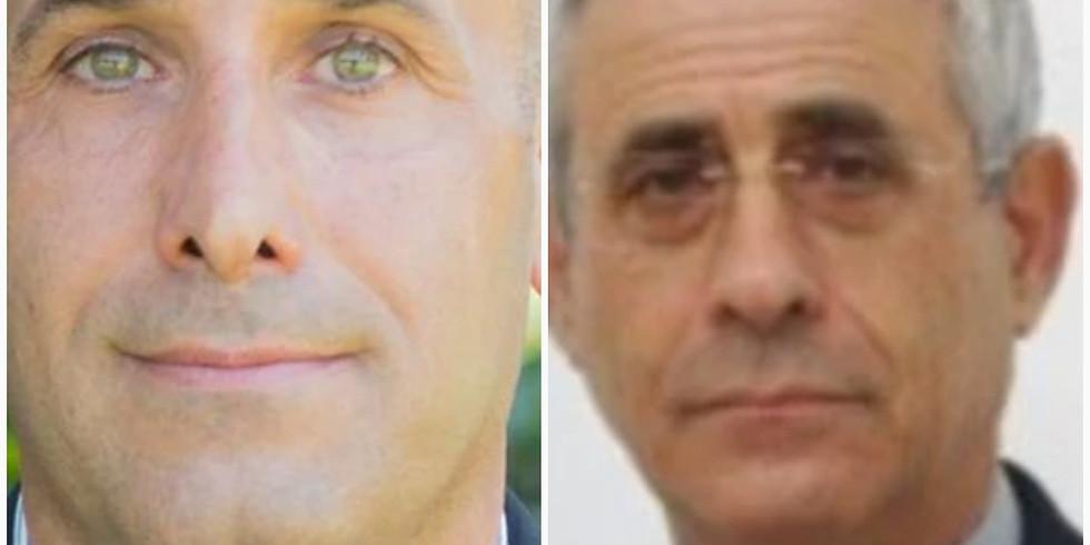 """ד""""ר מרדכי קידר ותא""""ל במיל. אמיר אביבי מייסד תנועת """"הביטחוניסטים"""" אצלכם בסלון!"""