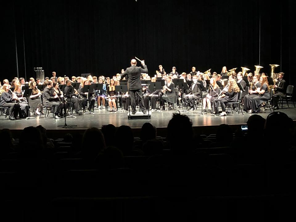 WSU Honor Band 2019 1