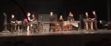 HS Percussion Ensemble 2019