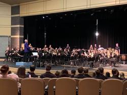 VCHS Concert Band 3-25-2019