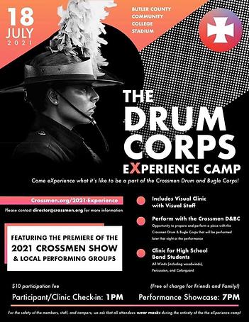 Crossmen Experience July 2021.png