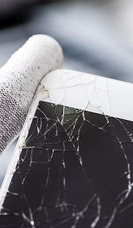 PhoneCenter - Remplacement vitre cassée