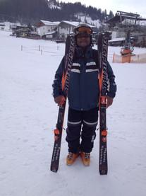 Lennox Finn  / Skileraar