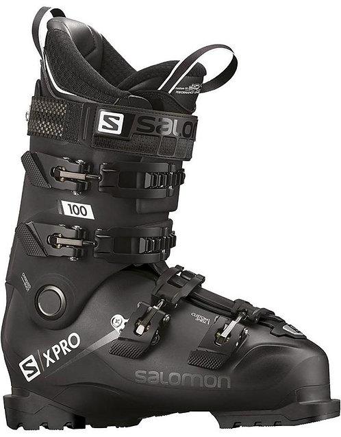 Salomon skischoen X PRO 100 zwart