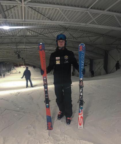 Max van Doorn / Skileraar