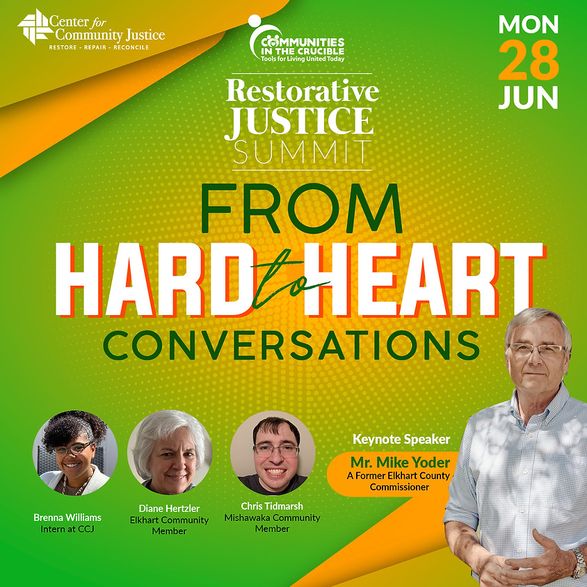 RJ Summit: From Hard Conversations to Heart Conversations