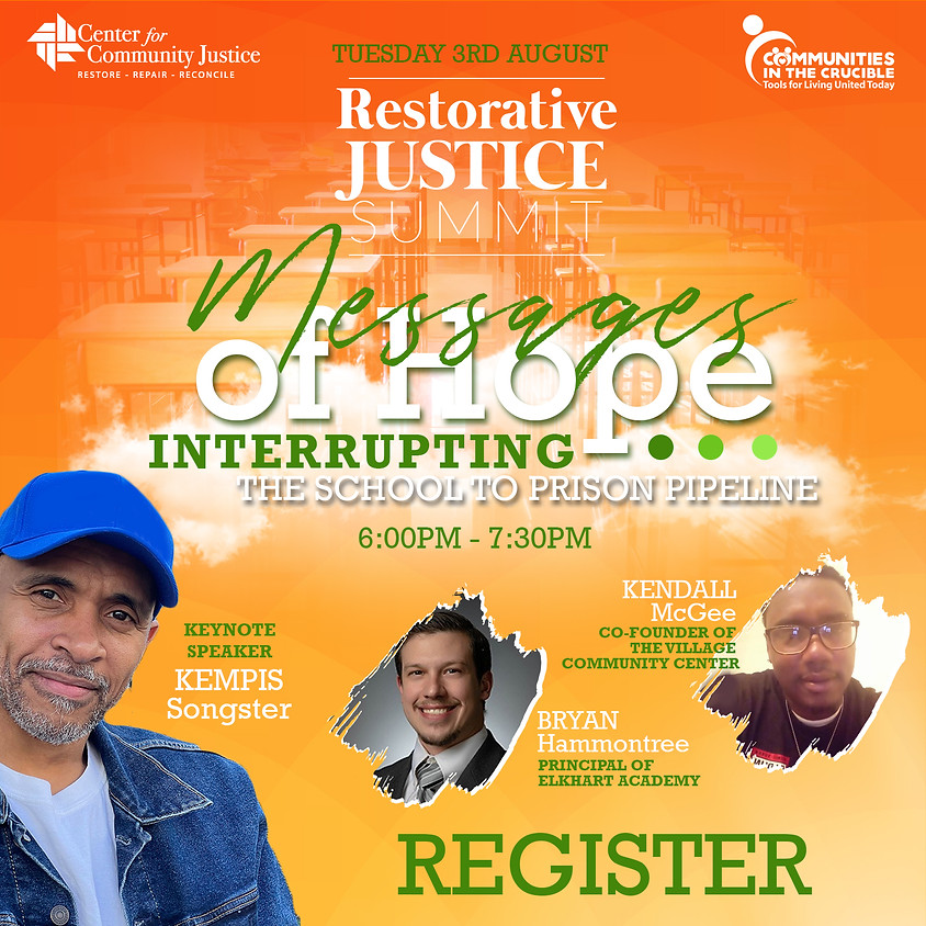 Messages of Hope: Interrupting the School to Prison Pipeline