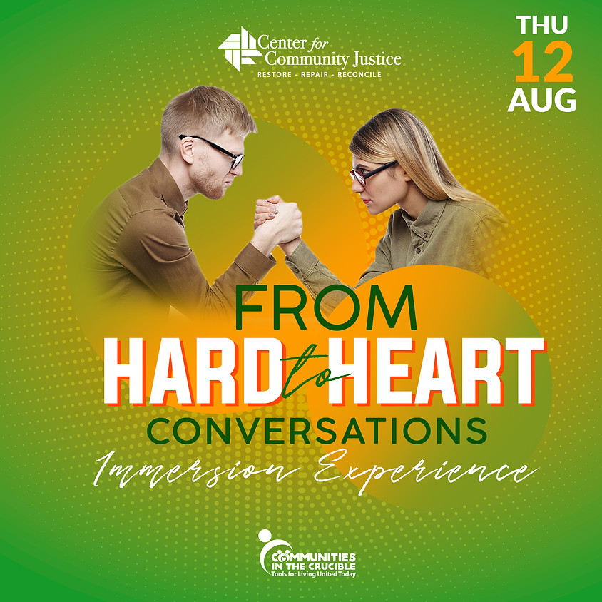 From Hard Conversations to Heart Conversations Immersion Experience
