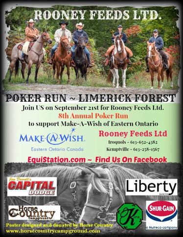 Poker Run Charity