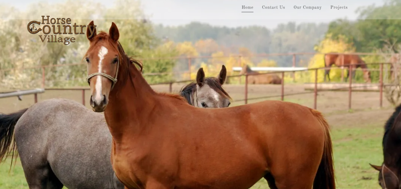 horse-country-village-website-by-virtual