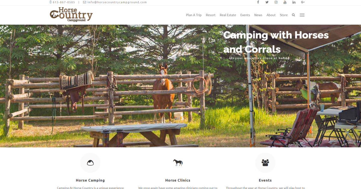 horse-country-website