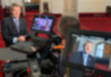 Testimonial, interview, talking head and corporate video production