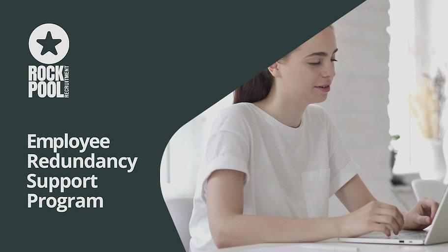 Employee redundancy support service
