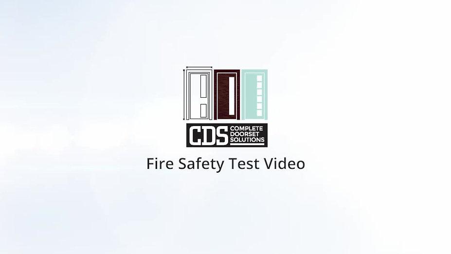 Fire Safe Doors
