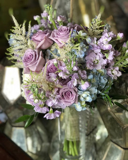 #bride #bridesmaids #weddings #lavender