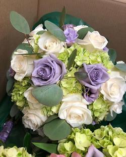 #bridal #bouquet #weddings #touchofcolor