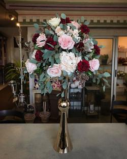 #weddingcenterpieces #floralcenterpiece