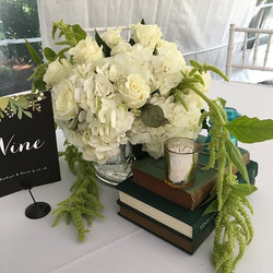 Katheryn's wedding