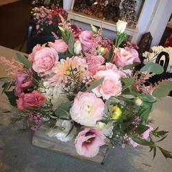 Wild flower centerpieces #wedding #floral #morningsidegreenhouse #weddingcenterpieces