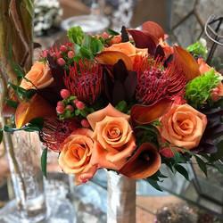 #weddings #bridal #bouquets #fallcolors