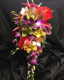 #weddings #bridal #bouquet #daretobediff