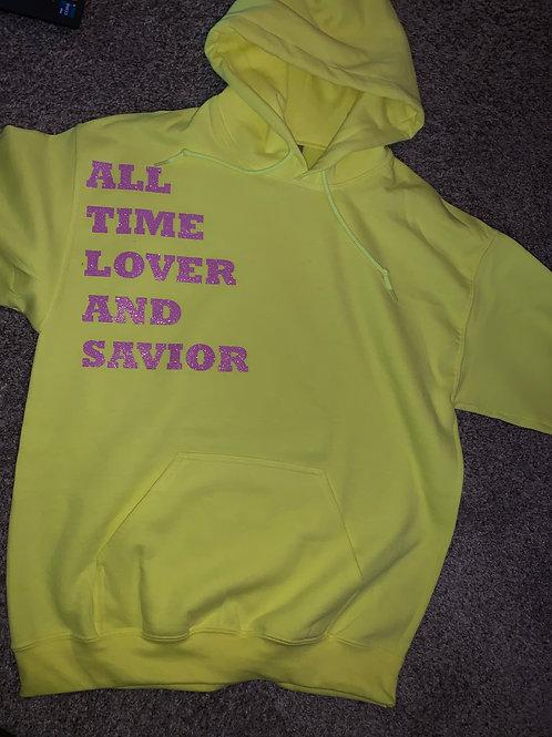ALL TIME LOVER AND SAVIOR APPAREL