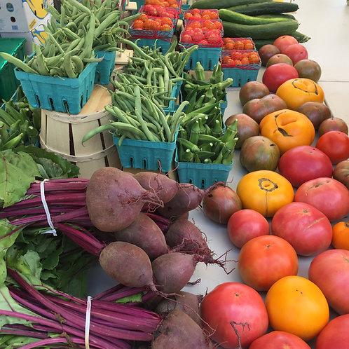 Farmstand Share CSA - 20 weeks
