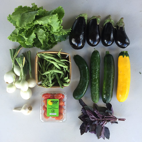 Grocer's CSA - 20 weeks