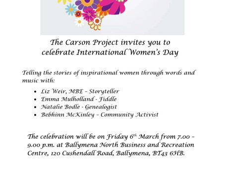 International Women's Day Celebration Event