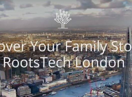 RootsTech London 2019 - A Worthwhile Event?