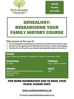 Learn how to research your own family history