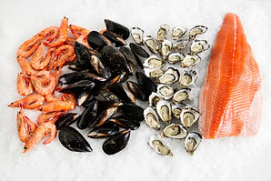 Melbourne seafood Market seafood box gif