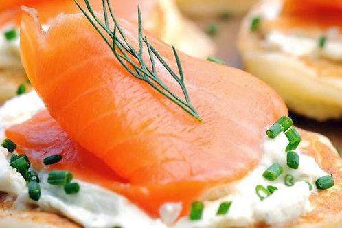 Huon Premium Natural Wood Smoked Salmon (0.9-1.1kg)