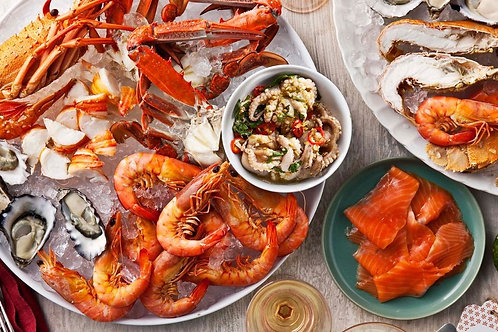 PARTY Seafood Box