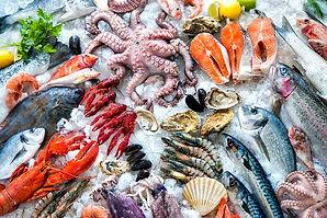 Seafood, fresh fish, fresh seafood, melbourne seafood market