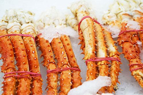 Alaskan King Crab Legs & Claw