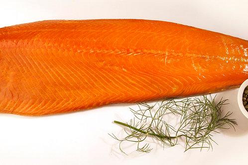 Huon Tasmanian Unsliced Smoked Salmon Fillet (0.9-1.1kg)