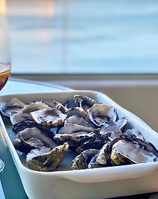 Oysters, open oysters, closed oysters, rock oysters, pacific oysters, Melbourne seafood